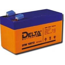 Аккумулятор DTM 12012 12В 1.2Ач