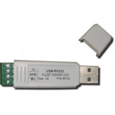 Преобразователь интерфейсов USB-RS 232 с гальванической развязкой