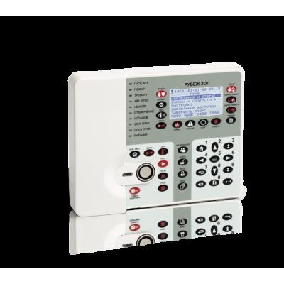 Прибор приемно-контрольный охранно-пожарный Рубеж-2ОП прот.R3