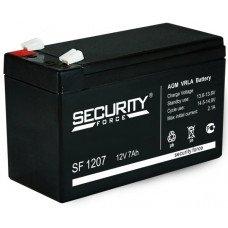 Аккумулятор SF 1207 12В 7 Ач