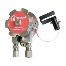 Извещатель пожарный ручной взрывозащищеный ИП 535-Спектрон-Exd-Н-К0