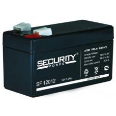 Аккумулятор SF 12012 12В 1.2 Ач