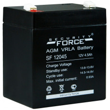 Аккумулятор SF 12045 12В 4.5 Ач