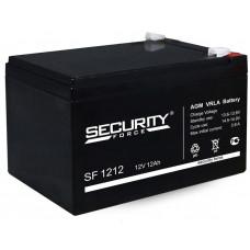 Аккумулятор SF 1212 12В 12 Ач