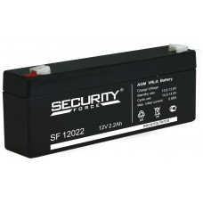 Аккумулятор SF 12022 12В 2.2 Ач