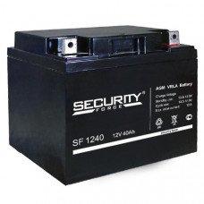 Аккумулятор SF 1240 12В 40 Ач