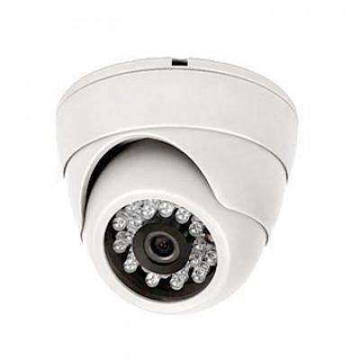 AV-IP2009-2.8P Внутренняя купольная IP-видеокамера 2Mpix, 2,8мм.