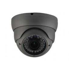 AV-IP5005-VP Уличная купольная антивандальная IP-видеокамера 5mpix, 2,8-12мм.