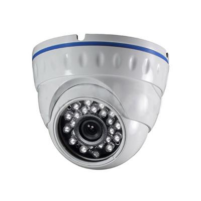 AV-IP5016-3.6P Уличная купольная антивандальная IP-видеокамера 5Mpix, 3,6мм.