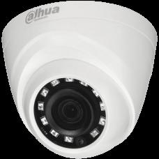DH-HAC-HDW1220RP-0280B Уличная купольная AHD-видеокамера 2Mpix, 2,8мм.