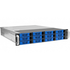 IP-48P-12-12HS6 DOMINATION IP-видеосервер 48-канальный