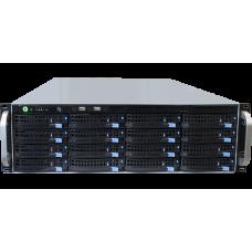 IP-128P-16-HSR DOMINATION IP-видеосервер 128-канальный