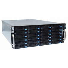 IP-128P-24-HSR DOMINATION IP-видеосервер 128-канальный