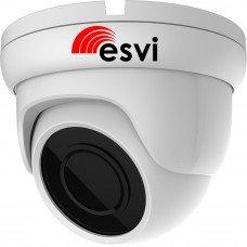 EVL-DB-H21F (3.6) Уличная купольная антивандальная AHD-видеокамера, 2Mpix, 2,8мм