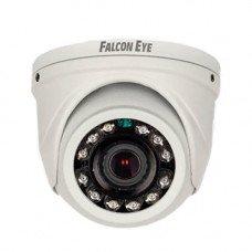 FE-MHD-D2-10 Внутренняя купольная AHD-видеокамера 2Mpix, 2,8мм.