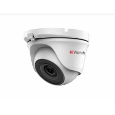 DS-T123 Уличная купольная AHD-видеокамера, 1Mpix, 2,8/3,6/6мм.
