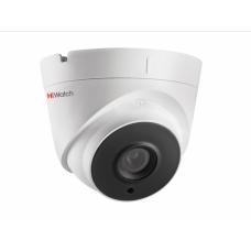DS-T203P Уличная купольная AHD-видеокамера, 2Mpix, 2,8/3,6/6мм. с технологией PoC.