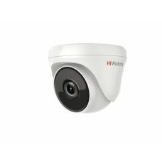 DS-T233 Внутренняя купольная AHD-видеокамера, 2Mpix, 2,8/3,6/6мм.