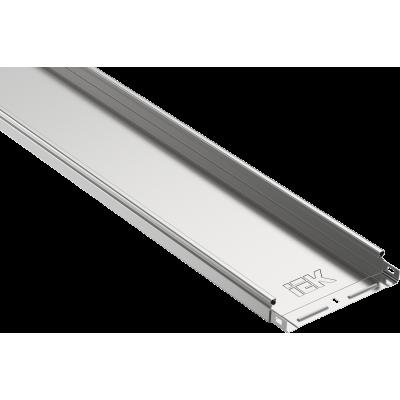 CLN10-050-300-3 Лоток неперфорированный 50х300х3000 0,8мм.