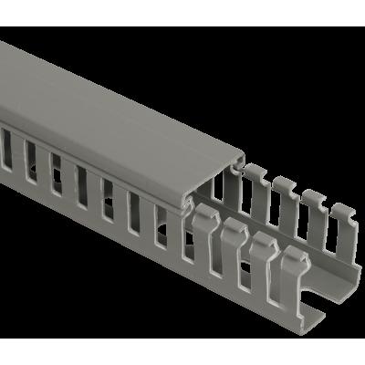 CKM50-025-040-1-K03 Кабель-канал перфорированный 25х40 ИМПАКТ