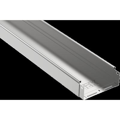 CLN10-080-300-3 Лоток неперфорированный 80х300х3000 0,8мм.