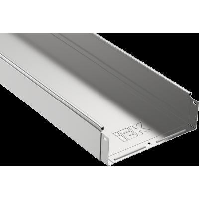 CLN10-100-400-3 Лоток неперфорированный 100х400х3000 1,2мм.