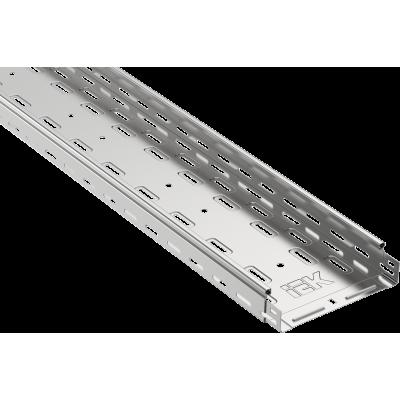 CLP10-050-200-3 Лоток перфорированный 50х200х3000 0,7мм.