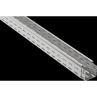 CLP10-080-100-3 Лоток перфорированный 80х100х3000 0,7мм.