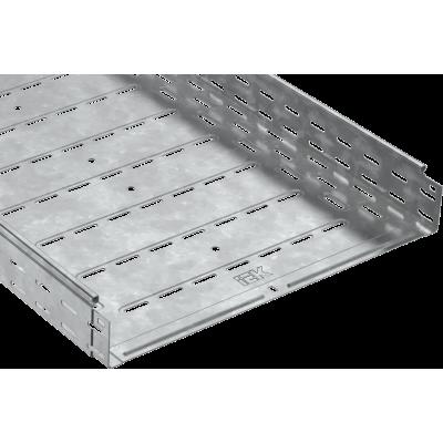 CLP10-080-500-3 Лоток перфорированный 80х500х3000 1,2мм.