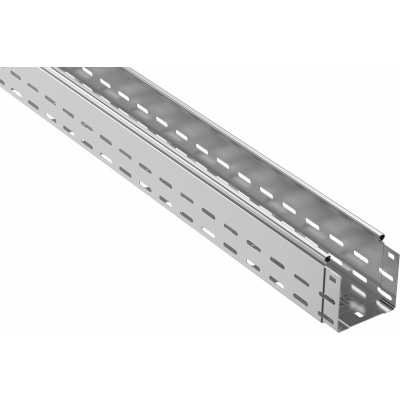 CLP10-100-150-3 Лоток перфорированный 100х150х3000 0,8мм.