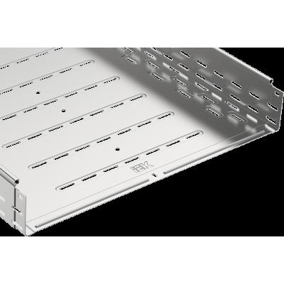 CLP10-100-500-3 Лоток перфорированный 100х500х3000 1,2мм.