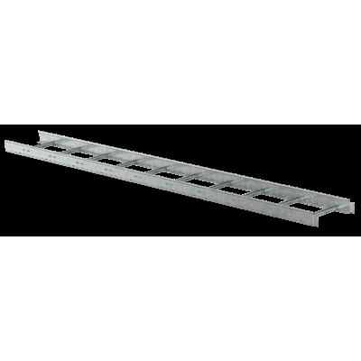 LLK1-080-500 Лоток лестничный 80х500х3000 1.2 мм