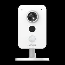 IMOU Cube 2MP Внутренняя миниатюрная IP-видеокамера, 2Mpix, 2,8мм с двусторонней аудиосвязью и Wi-Fi