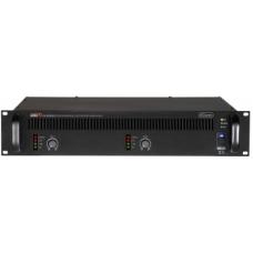 D-3000 Цифровой усилитель мощности с сетевым интерфейсом Dante, 2×1500 Вт (2 Ом), 20...20000 Гц