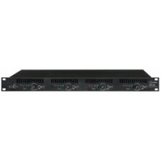DPA-430L Четырехканальный цифровой усилитель мощности, 4х300 Вт (4 Ом), 4х170 Вт (8 Ом), 2х600 Вт (8 Ом)
