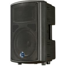 IX15 Двухполосная акустическая система в пластиковом корпусе, 300/1200 Вт, 8 Ом, 98 дБ, 45-20000Гц