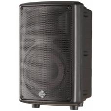 IX8 Двухполосная акустическая система в пластиковом корпусе, 125/600 Вт, 8 Ом, 95 дБ, 60-18000 Гц