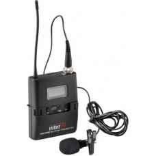 PAM-WBM  комплект Поясной радиопередатчик с петличным микрофоном