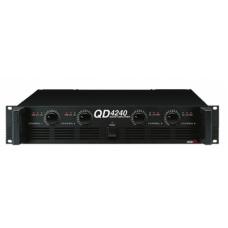 QD-4240 Усилитель мощности 4 х 60 Вт (4 Ом)