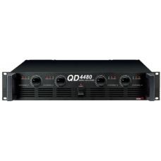 QD-4480 Усилитель мощности 4 х 120 Вт (4 Ом)