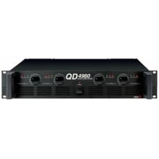 QD-4960 Усилитель мощности 4 х 240 Вт (4 Ом)