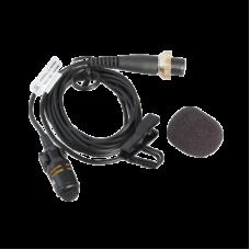 MU-53L Петличный электретный микрофон, 10 мм, mini-XLR