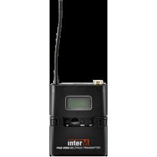 PAM-WBM передатчик Поясной радиопередатчик