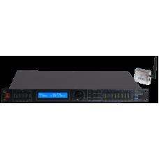 XCA48 Цифровой звуковой процессор, 4 входа, 8 выходов