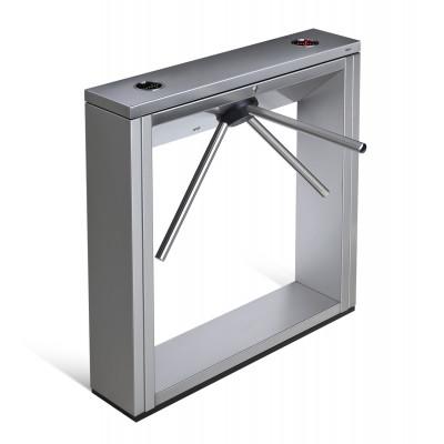Турникет тумбовый PERCo-TTD-03.2S эл/мех внутренний нерж.сталь