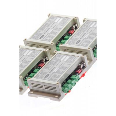 NC-8000-D Сетевой контроллер ParsecNET 3 для крепления на DIN-рейке