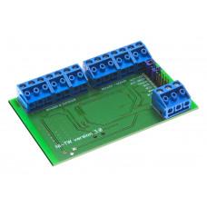 NI-TW Интерфейс сопряжения контроллеров ParsecNET со считывателями TM/Wiegand