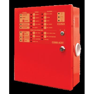 Блок приемно-контрольный и управления автоматическими средствами пожаротушения 2000-АСПТ