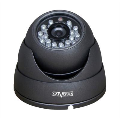 SVC-D292 2.8 OSD SL Уличная купольная антивандальная AHD-видеокамера 2Mpix, 2,8мм.
