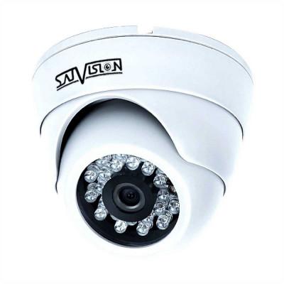 SVC-D892 2.8 v3.0 UTC Внутренняя купольная AHD-видеокамера 2Mpix, 2,8мм.